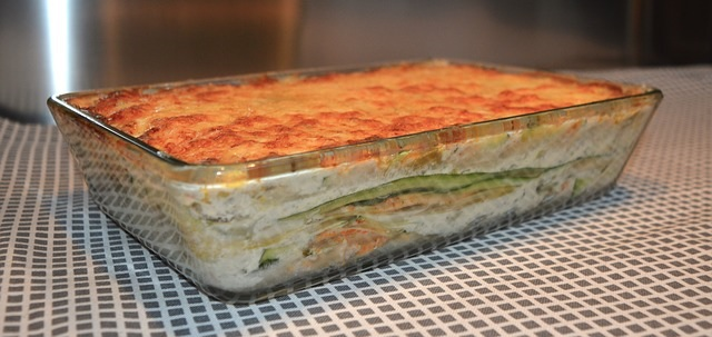 ovenschotel courgette